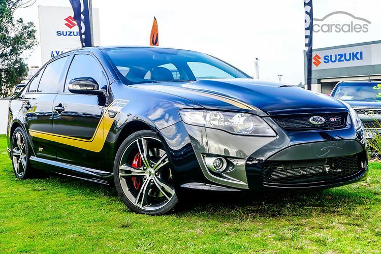 Ford Performance Vehicles Gt Boss  Fg Mk Ii Auto