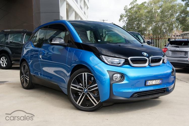 New Used Small Hatch Electric Cars For Sale In Australia
