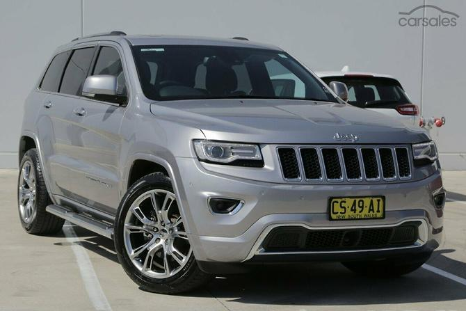 New   Used Jeep cars for sale in Australia - carsales.com.au ae3327f23f