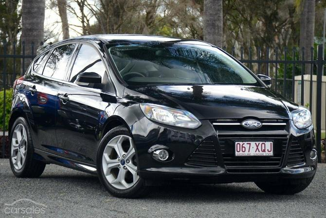 2013 Ford Focus Sport LW MKII Manual