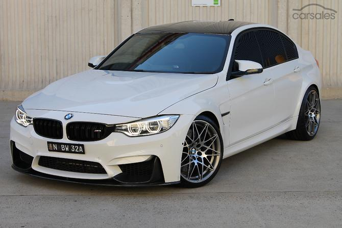 New Used BMW M Automatic Cars For Sale In Australia Carsales - Automatic bmw m3