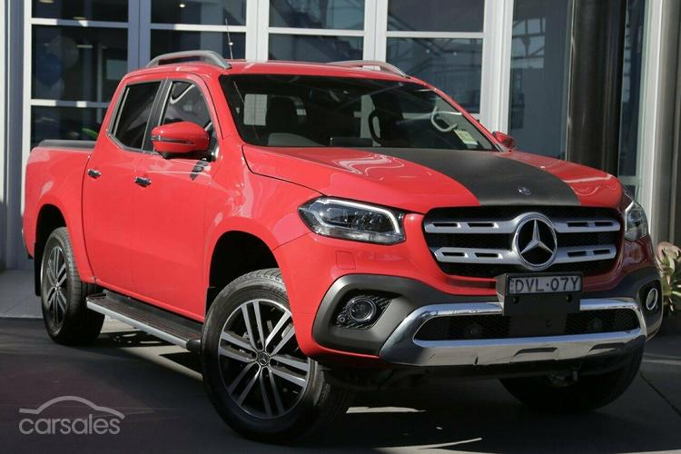 New Used Mercedes Benz Ute Diesel Cars For Sale In Australia