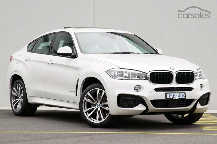 New Used Bmw X6 White Cars For Sale In Australia Carsales Com Au