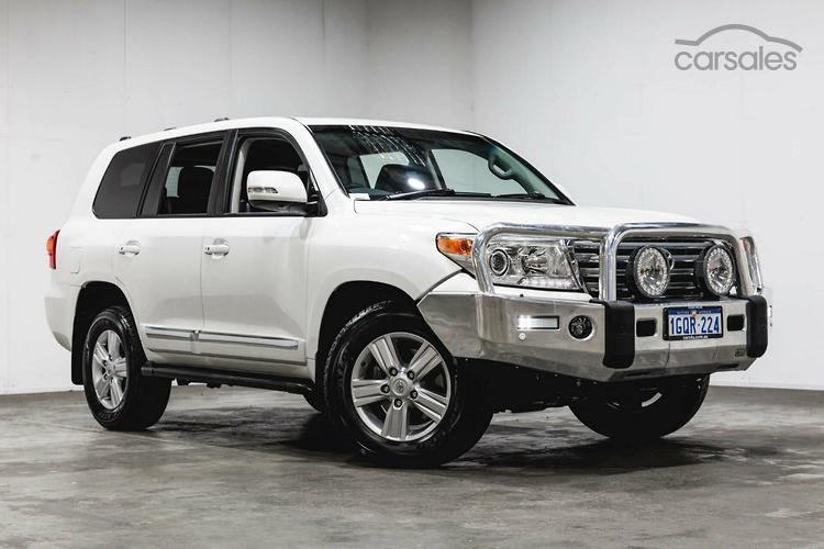 New Used Toyota Landcruiser Cars For Sale In Perth Perth Western