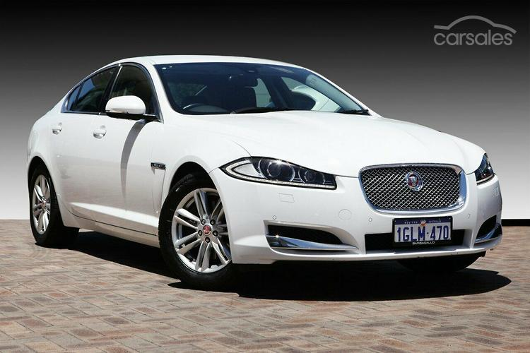 2014 Jaguar XF Luxury Auto MY14