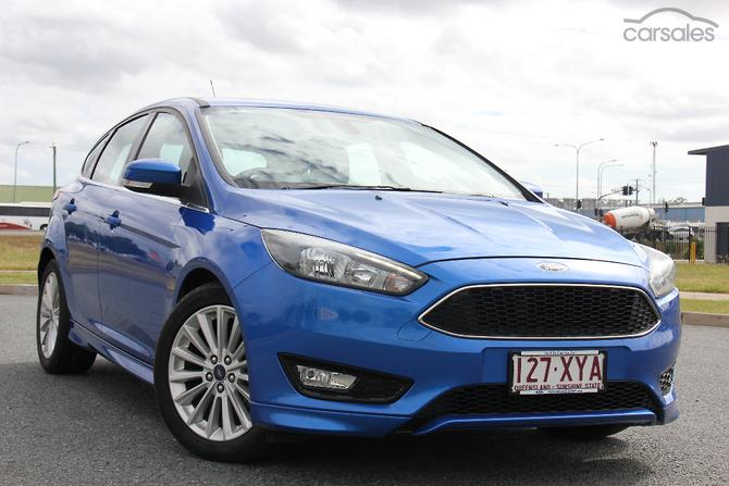 2017 Ford Focus Sport Lz Auto