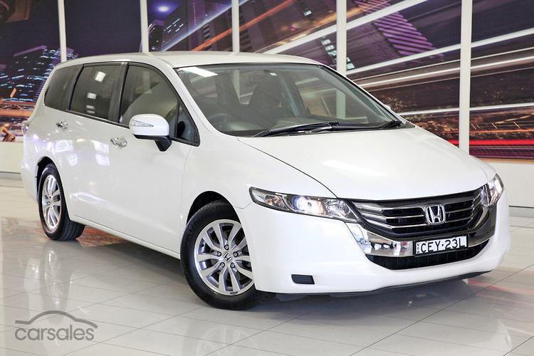 Attractive 2012 Honda Odyssey Auto MY12