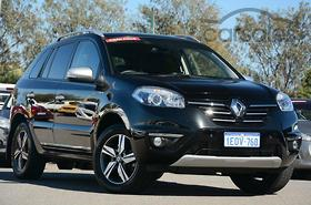 New Used Renault Koleos Bose H45 Phase Iii Cars For Sale In