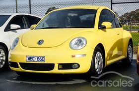 New used volkswagen beetle cars for sale in australia carsales 2007 volkswagen beetle miami 9c manual my07 fandeluxe Gallery