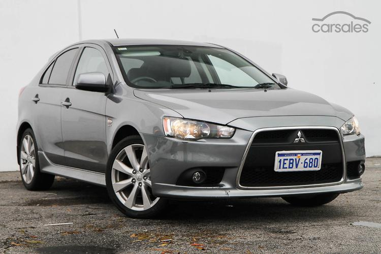 Mitsubishi lancer for sale perth