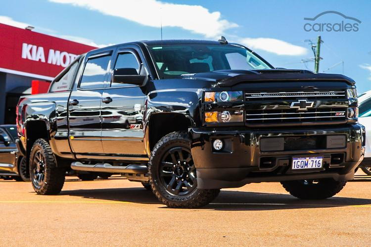 New Used Chevrolet Ute Cars For Sale In Australia Carsales Com Au