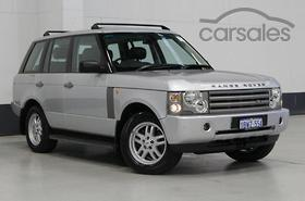 New  Used Land Rover Range Rover cars for sale in Australia