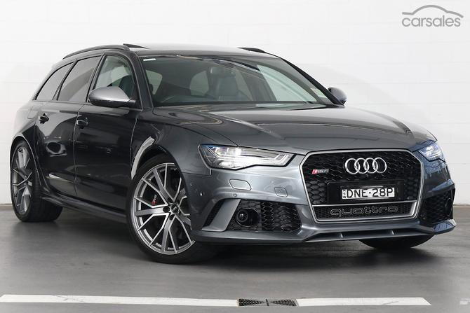New Used Audi RS Cars For Sale In Australia Carsalescomau - Audi rs6 for sale