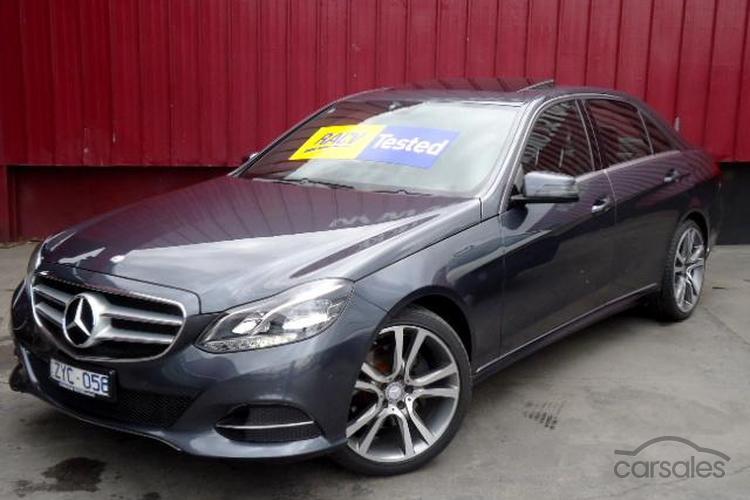 New Used Mercedes Benz E220 Cdi Cars For Sale In Australia