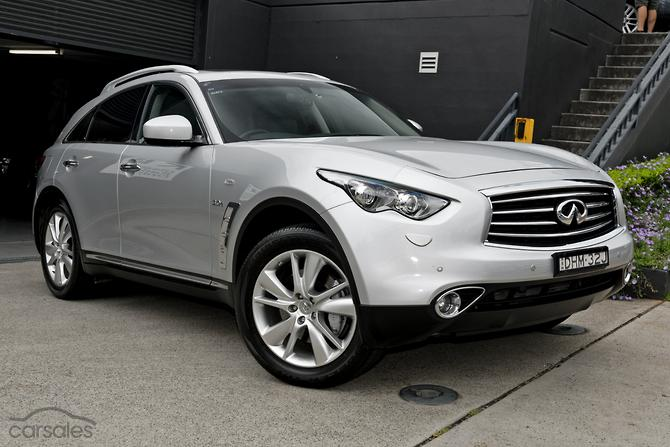 New Used Brand New Demo And Dealer Infiniti Cars For Sale In