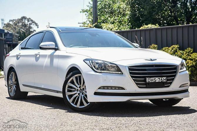 New Used Hyundai Genesis Cars For Sale In Sydney Metro New South