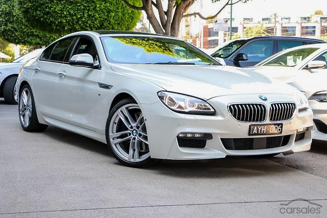 New Used Bmw 640i Cars For Sale In Victoria Carsales Com Au