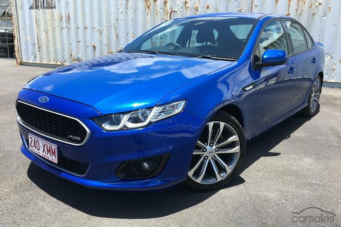 2016 Ford Falcon XR6 FG X Auto. New   Used Ford Falcon XR6 cars for sale in Queensland   carsales