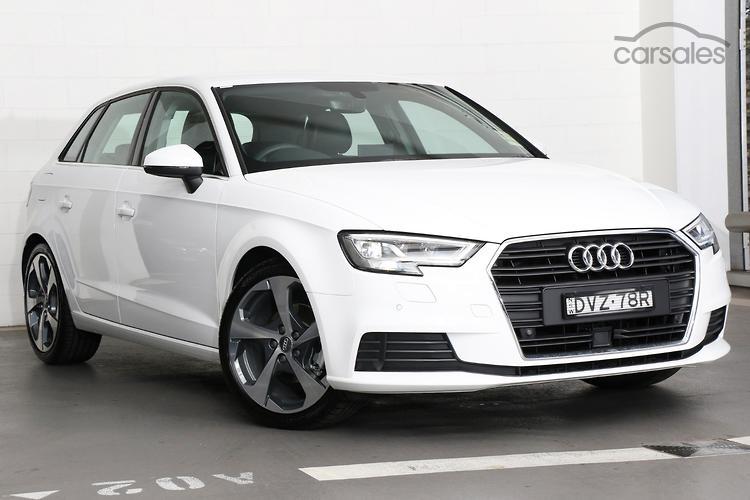 2018 Audi A3 Auto MY18