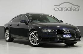 New Used Audi A7 Cars For Sale In Perth Western Australia