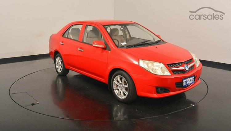 new used geely mk cars for sale in city of joondalup perth western rh carsales com au geely mk workshop manual 2011 geely mk gl manual