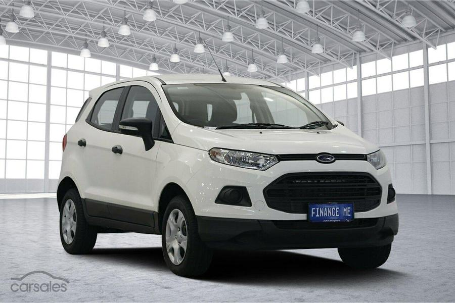 2016 Ford Ecosport Ambiente Bk Manual Oag Ad 17450608