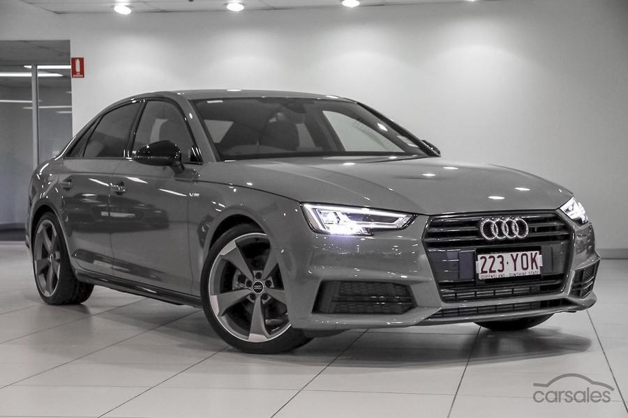 2017 Audi A4 Black Edition Auto My18 Oag Ad 16674012