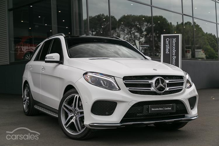 New Used Mercedes Benz Gle250 W166 Suv Family Automatic Diesel