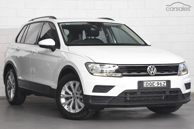 New  Used Volkswagen Tiguan cars for sale in Central Coast New