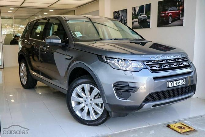 New & Used Land Rover cars for sale in Australia - carsales.com.au