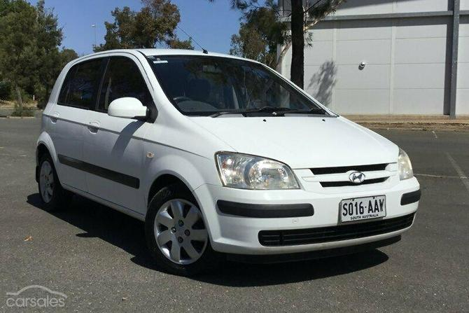 New Used Hyundai Getz Automatic Cars For Sale In Adelaide Northern