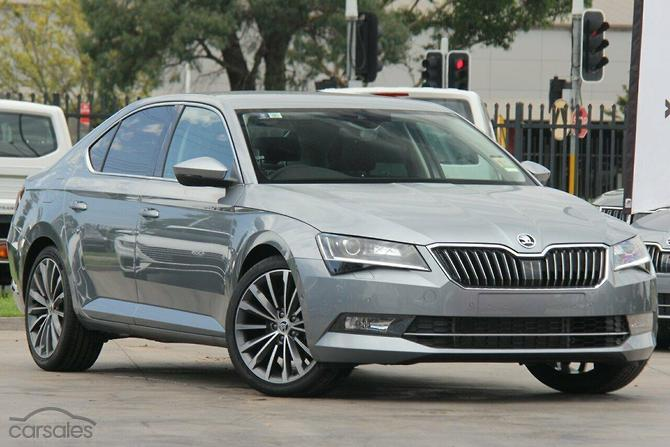 New Used Skoda Superb Cars For Sale In Sydney West New South Wales