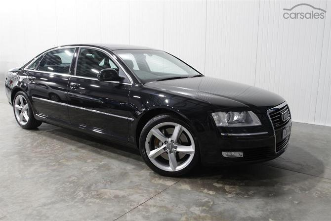 New Used Audi A L Sedan Cars For Sale In Australia Carsalescomau - Used audi a8l for sale