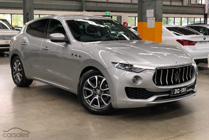 New & Used Maserati cars for sale in Australia - carsales.com.au