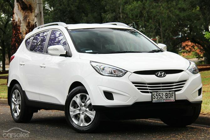 New Used Hyundai Ix35 Cars For Sale In Adelaide Eastern South