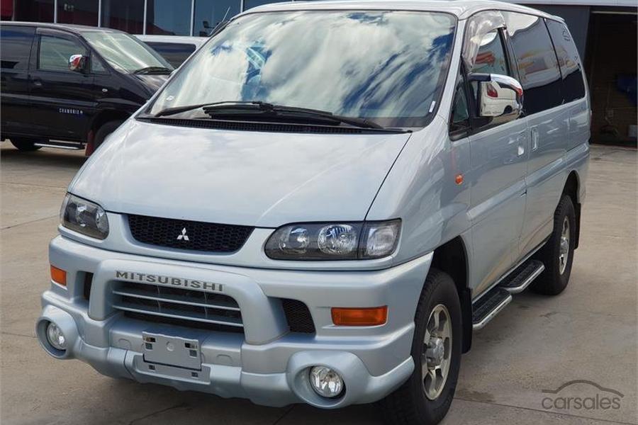 4c0813249d 2002 Mitsubishi Delica Limited 20th Anniversary PD6W SWB Auto 4x4 ...