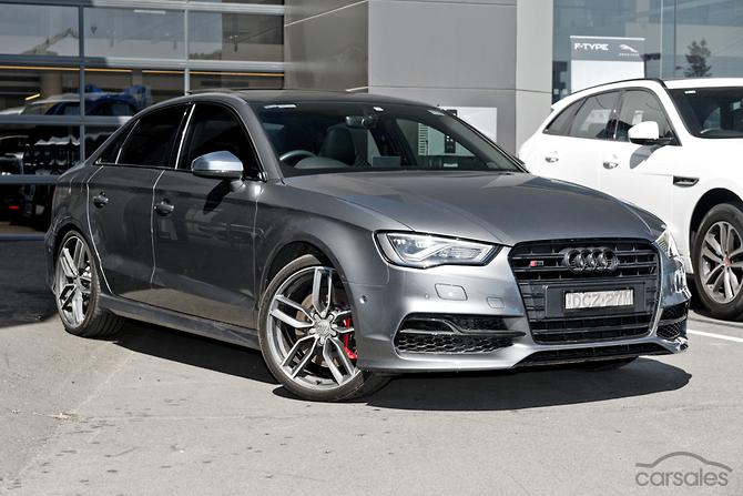 New & Used Audi S3 cars for sale in Australia - carsales.com.au