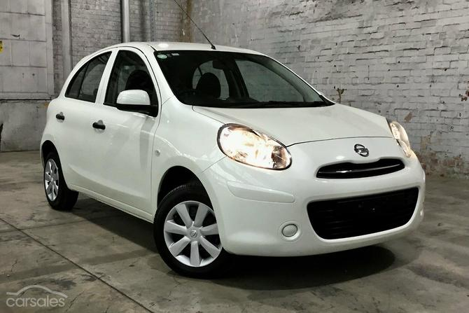 New & Used Nissan Micra cars for sale in Australia - carsales.com.au