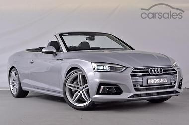 New Used Audi Silver Convertible Cars For Sale In Australia - Audi convertible for sale