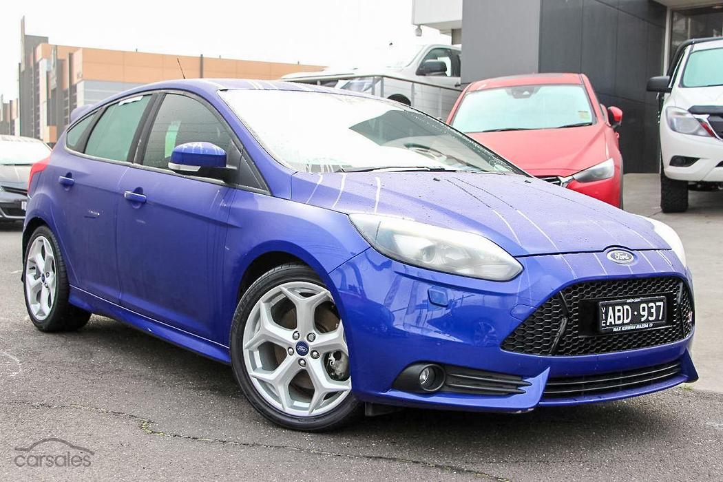 2013 ford focus st lw mkii manual