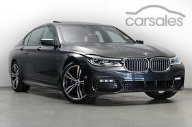 2017 BMW 740Li G12 Auto