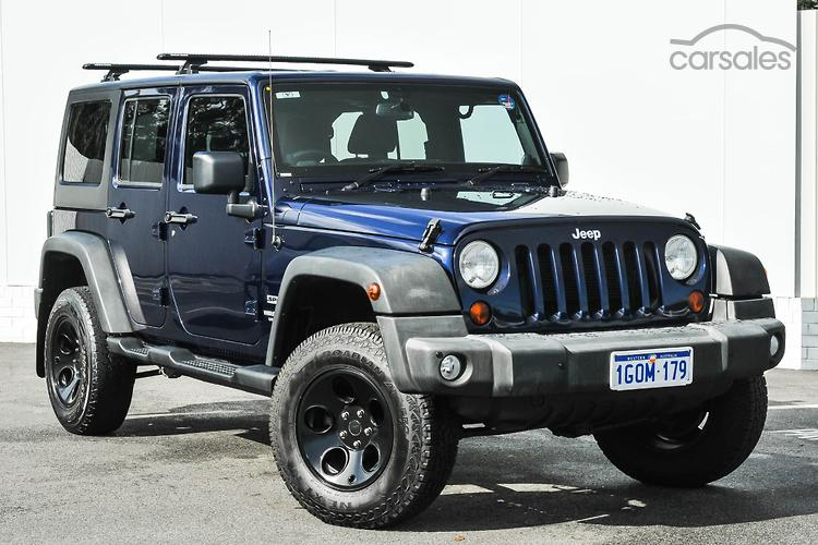 2013 Jeep Wrangler Unlimited Sport Auto 4x4 MY13