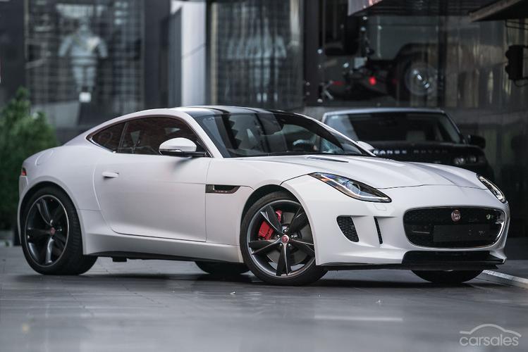 2014 Jaguar F TYPE R Auto MY15