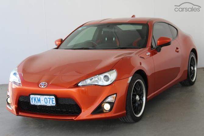 New Used Toyota 86 Cars For Sale In Australia Carsales Com Au