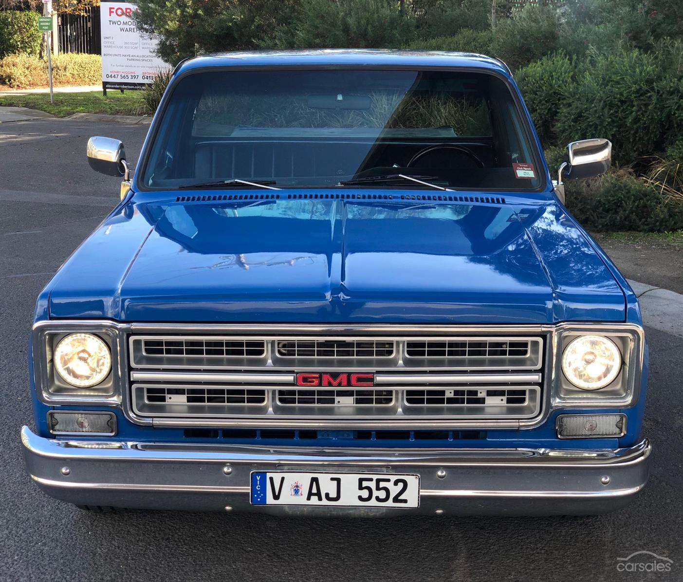 1976 GMC Pickup Auto-OAG-AD-17411304 - carsales com au