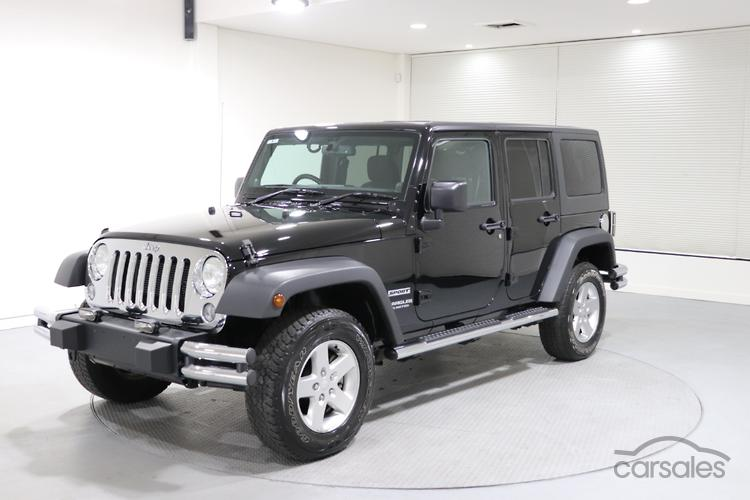 2014 Jeep Wrangler Unlimited Sport Auto 4x4 MY15