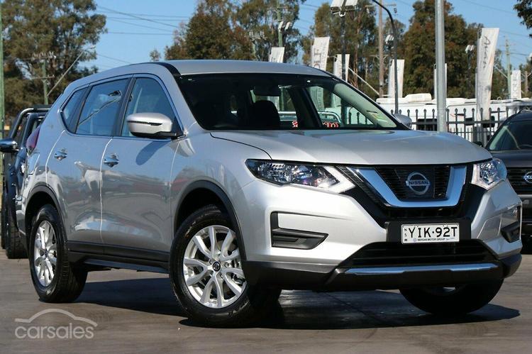 Nissan x trail car sales