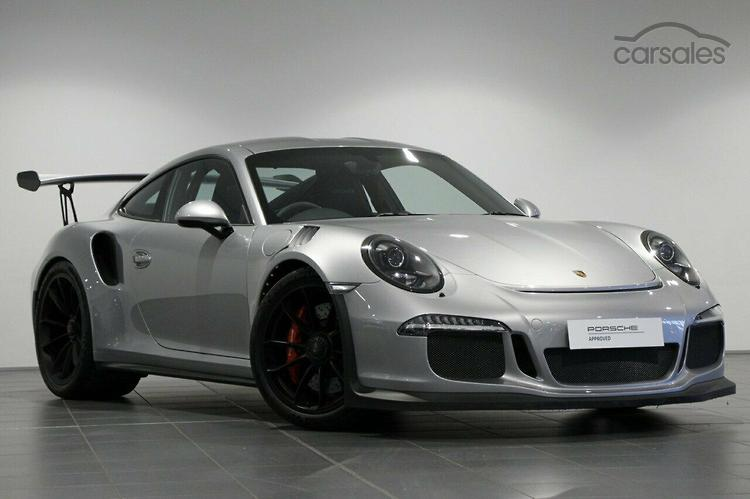 Porsche gt3 rs price australia