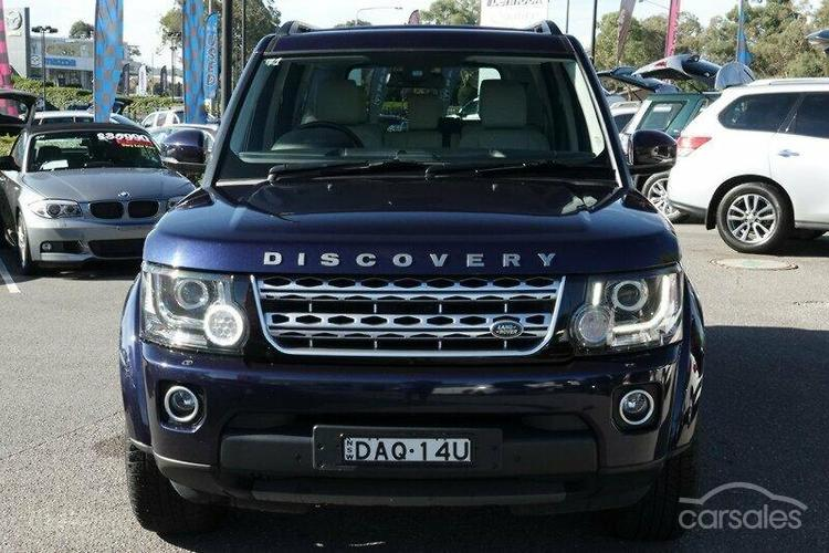 New Amp Used Land Rover Discovery Cars For Sale In Australia