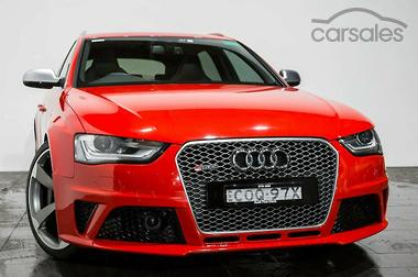 New  Used Audi RS4 cars for sale in Australia  carsalescomau